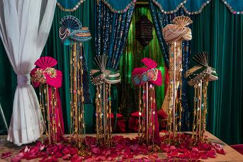 Las vegas indian wedding the indian wedding blog and magazine flowersdecor prashe venue the bellagio the 4 seasons las vegas junglespirit Image collections